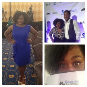 2013 ABFF GMC SCREENPLAY FINALIST